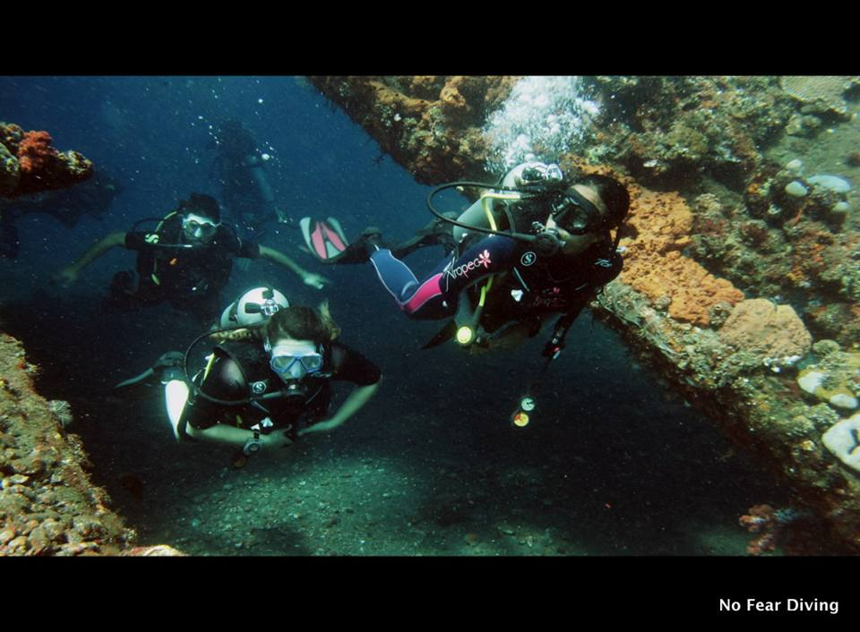 Diving Di Pantai Amed, Sewa Motor Matic Bali | Scooter Matic Bali