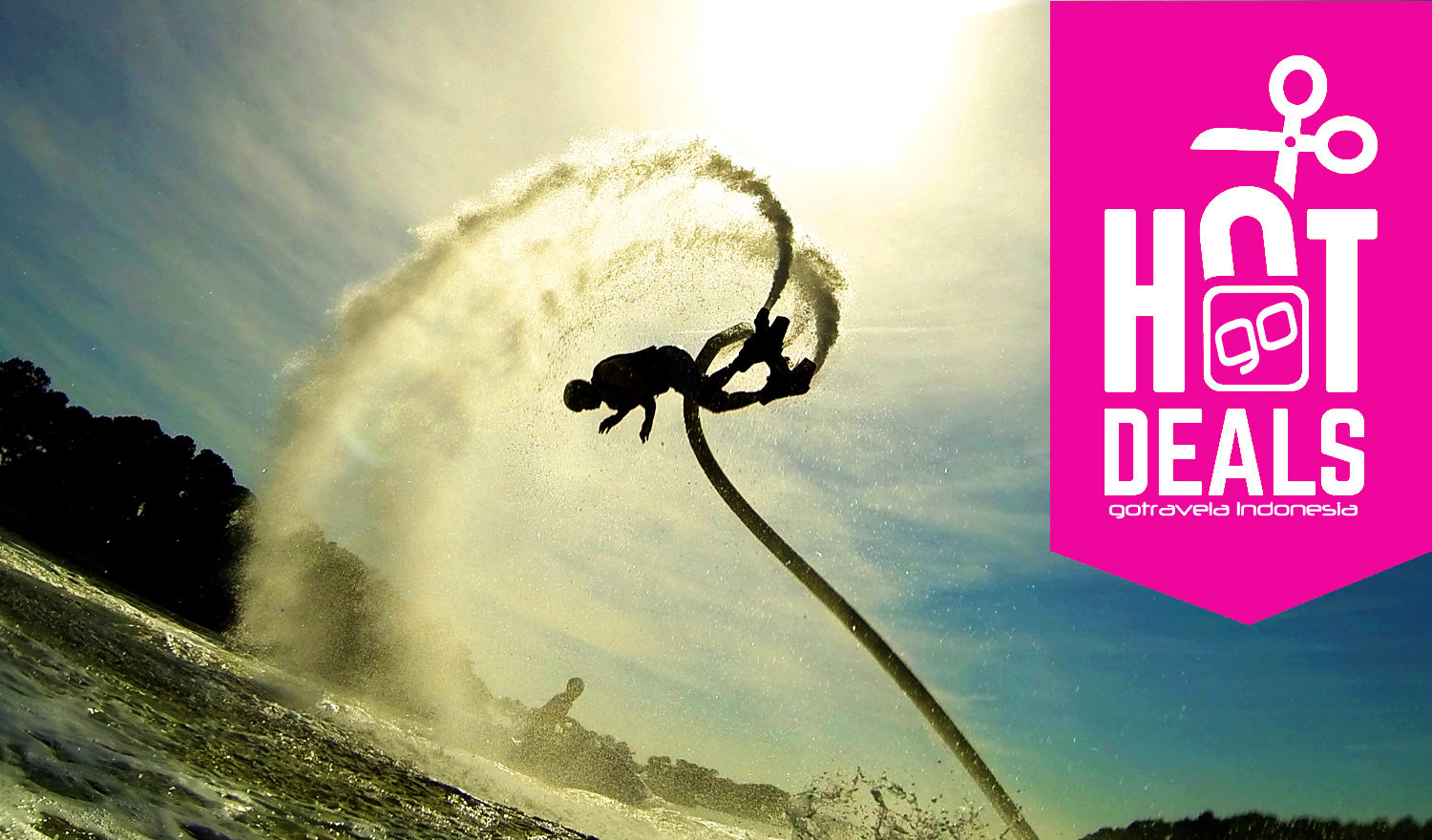 Hot deal flyboard