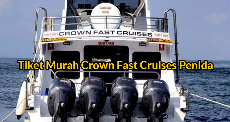 Crown Fast Cruises Tiket Penida, Sewa Motor Matic Bali | Scooter Matic Bali